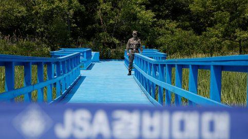 Corea del Sur recibe disparos de Pyonyang en la zona desmilitarizada