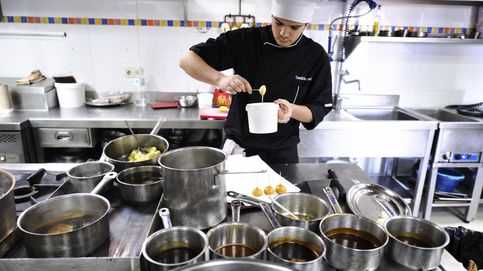 Cinco estrellas Michelin para la comida de Nochebuena en Cáritas