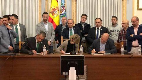 La foto que demuestra que el pacto entre PP, Ciudadanos y Vox es posible