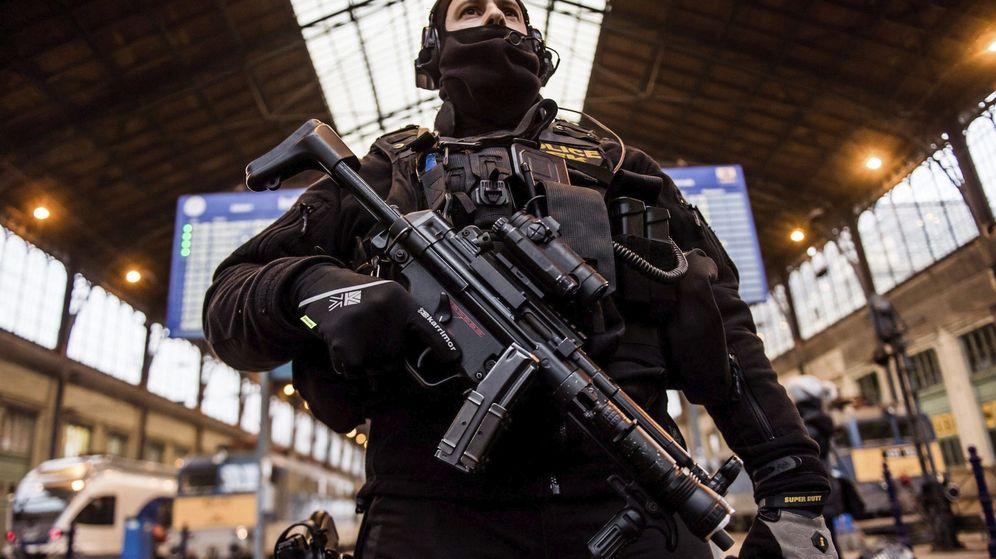 Foto: Tras el atentado de Berlín, varias ciudades europeas han aumentado las medidas de seguridad. (EFE)