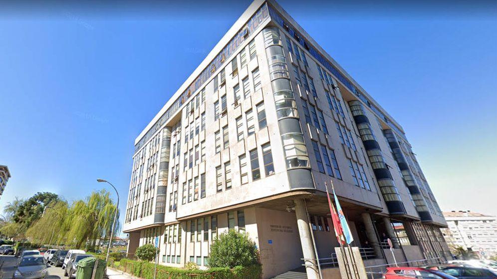 Foto: Entrada al edificio de los juzgados de Vigo (Foto: Google Maps)