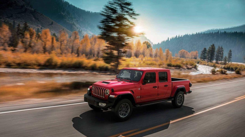 Jeep Gladiator, el pick-up todoterreno más extremo
