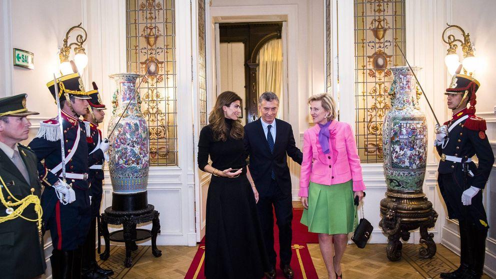 El peculiar estilo de la princesa Astrid de Bélgica en ocho imágenes