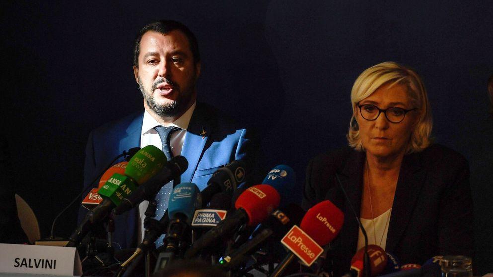 Un Salvini en busca de alianzas ve muchos puntos de acuerdo con el programa de Vox