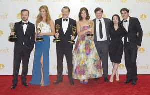 Los Emmy encumbran a 'Breaking Bad'