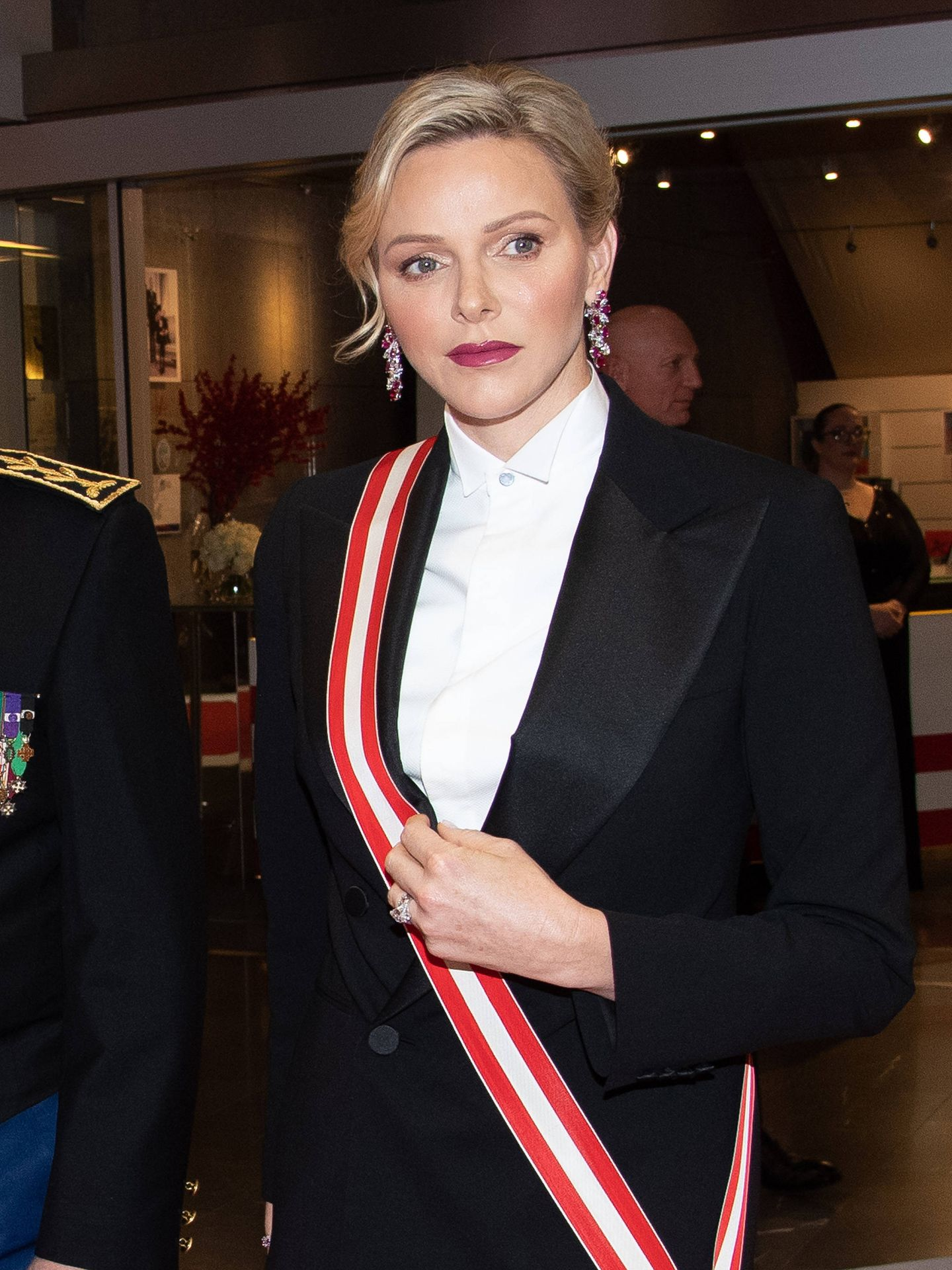 Charlène de Mónaco, en una imagen de archivo. (Getty)
