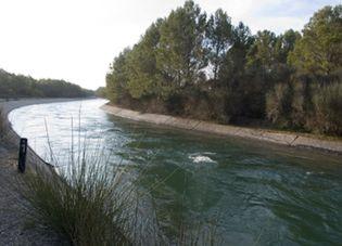 Foto: Los regantes del Segura inician otra guerra por el agua del Tajo