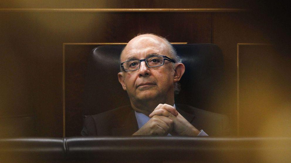Cristobal Montoro niega ordenes políticas en  la Agencia Tributaria