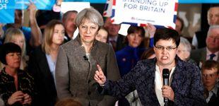 Post de Davidson, la lesbiana que romperá la maldición 'tory' en Escocia
