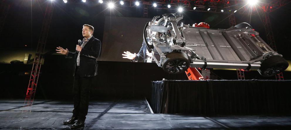 Foto: Elon Musk hunde las acciones de Tesla: no prevé que dé beneficios hasta 2020