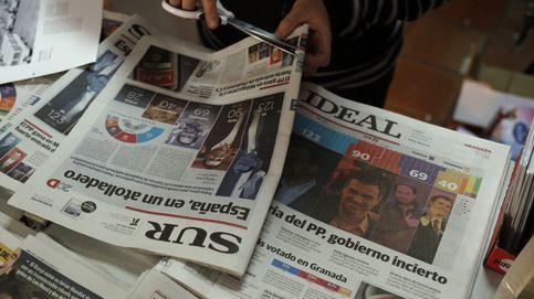 Las esquelas dan un susto de más de medio millón a los regionales de Vocento