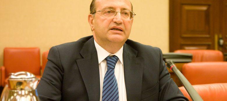 Foto: El presidente del Tribunal de Cuentas, Ramón Álvarez de Miranda García.