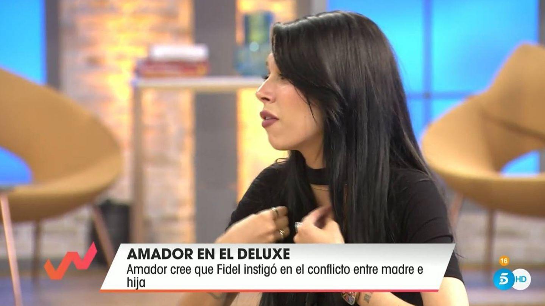 Alejandra Rubio, en 'Viva la vida'. (Telecinco).