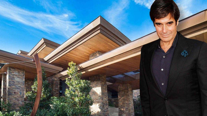 La última adquisición de David Copperfield: la casa más cara de Las Vegas