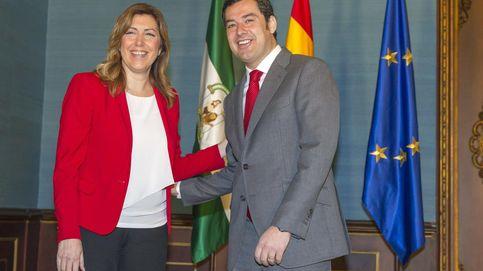 Las promesas de los candidatos andaluces: playas inteligentes y talleres de masculinidad