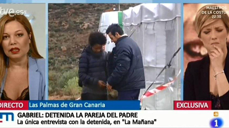 María Casado, en 'La mañana' de TVE.