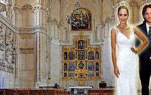 Alba y Feliciano se casan en el altar de la polémica