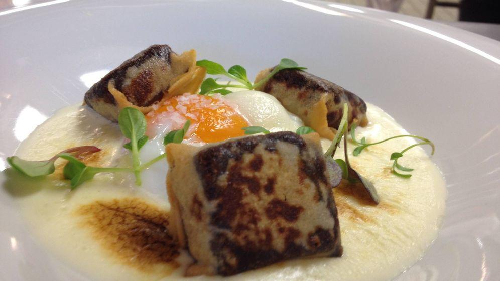 Foto: Aunque no lo parezca, estos raviolis son congelados (Gastrònoms)