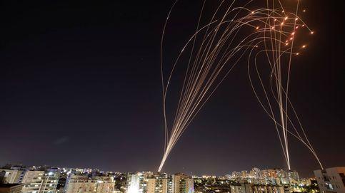 Cohetes caseros de 800$ contra misiles de 100.000: el abismo militar entre Israel y Gaza