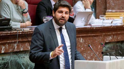 Fernando López Miras, nuevo presidente de Murcia con el apoyo de Cs y Vox