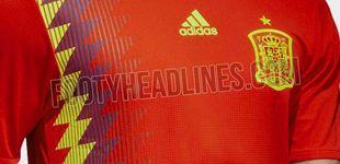 Post de La camiseta 'republicana' que llevará España en el Mundial de Rusia 2018
