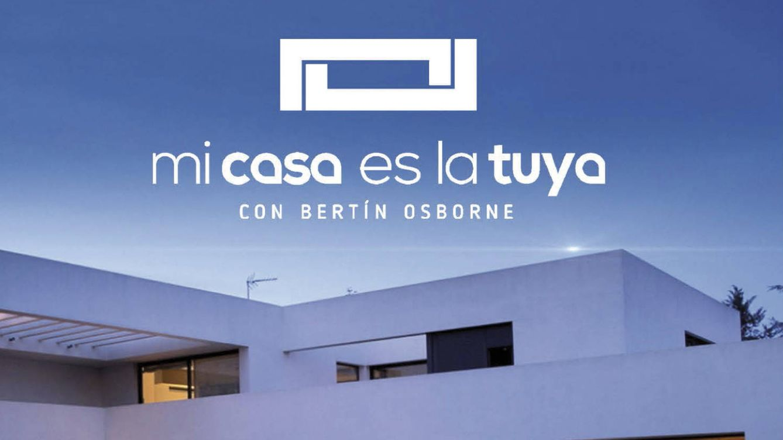 Bertín Osborne regresa el lunes a Telecinco con 'Mi casa es la tuya'