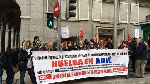 La empresa que bajó los precios y  dejó tirados a ayuntamientos de todo Madrid