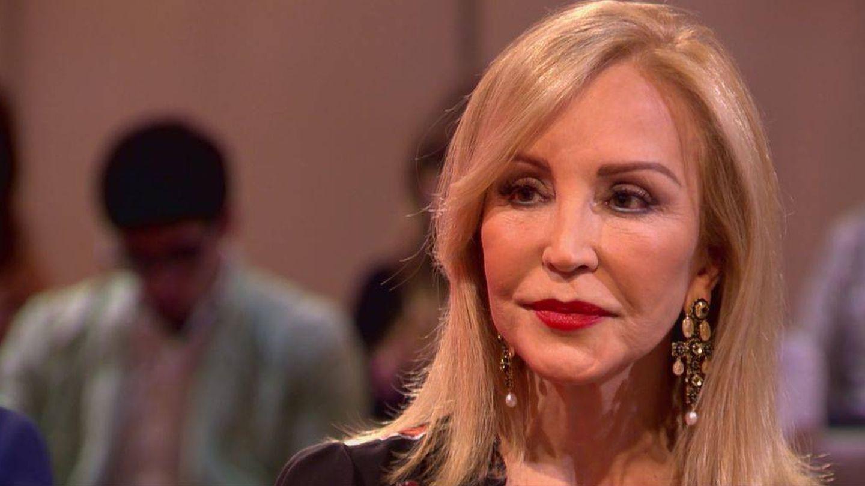 Carmen Lomana, en 'Chester'. (Cuatro)