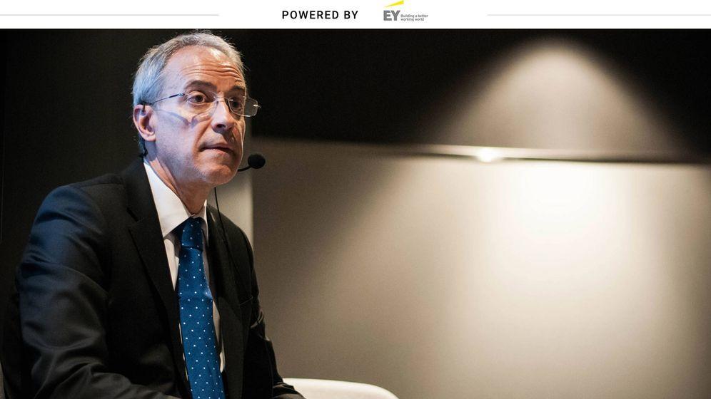 Foto: Jesús Gascón, director general de la Agencia Tributaria. (Carmen Castellón)