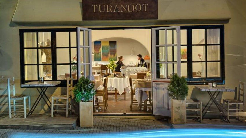 El Turandot, en honor a Puccini. (Cortesía)