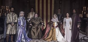 Post de ¿Quién es quién en 'La Catedral del Mar', la nueva superproducción de Antena 3?