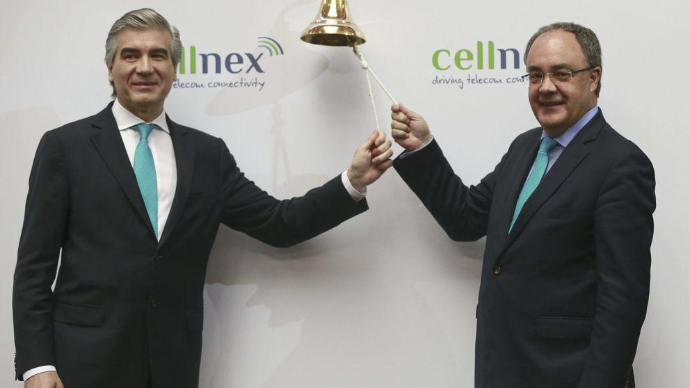 Dos salidas a bolsa con distinto destino: Talgo se hunde un 9%; Cellnex sube un 10%