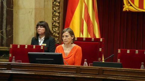 El sectarismo de Forcadell y los once catalanes justos