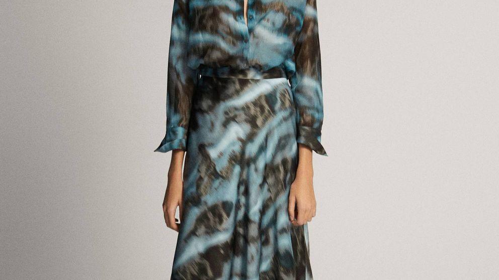 Las faldas de Massimo Dutti para vestir diferente esta primavera
