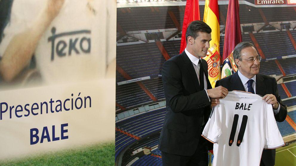 Cristiano es el jefe, él manda; yo vengo a aprender al Real Madrid