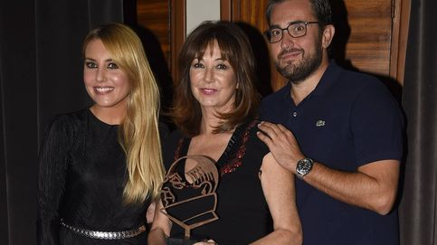 Verbeke, Alaska, Luis del Olmo y Belén Esteban en los Premios Chicote 2017