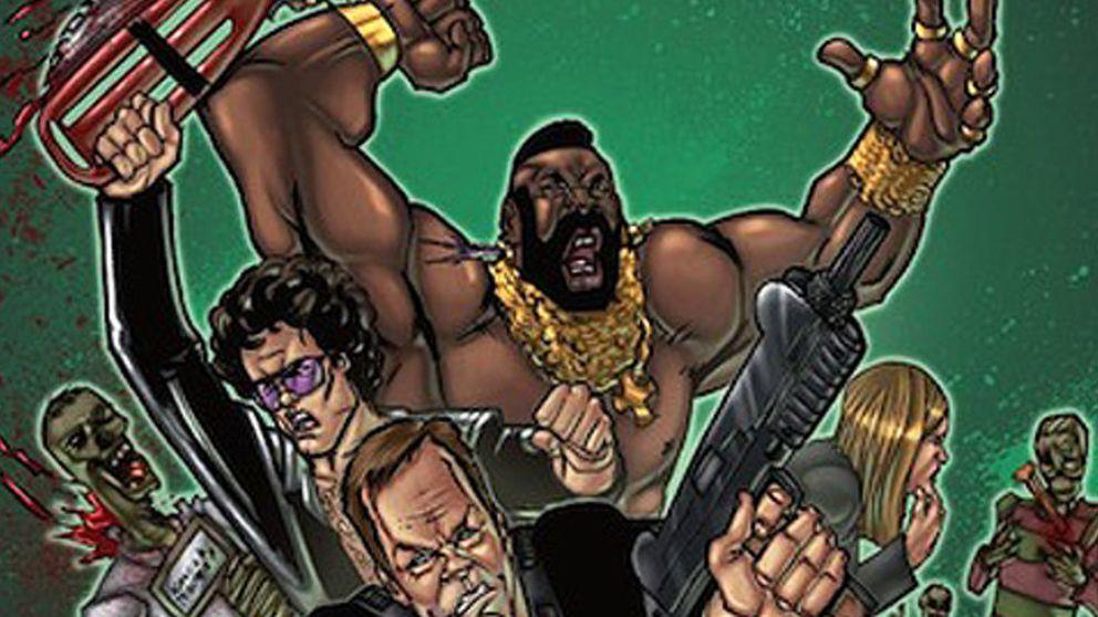 Héroes contra Zombies: ¿Qué pasaría si Chuck Norris y House llegaran a The Walking Dead?