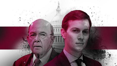 Kushner y Ross, los dos hombres clave de la investigación de los Paradise Papers