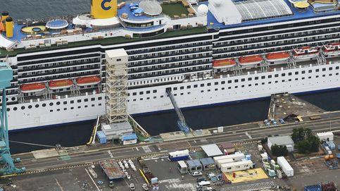 Otros 14 casos de covid en un crucero italiano sin pasajeros y con 622 tripulantes a bordo