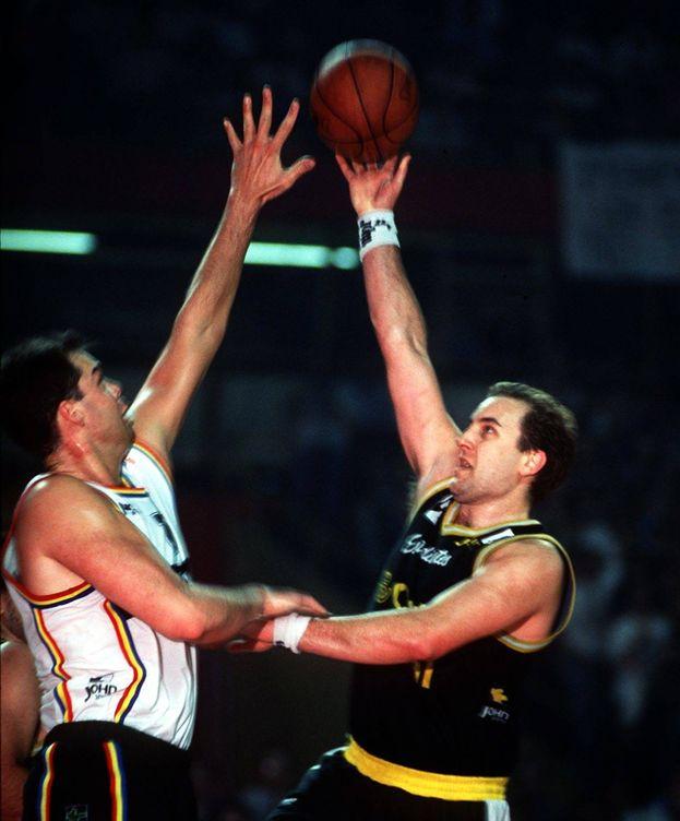 Foto: John Pinone jugó en el Estduantes entre 1984 y 1993. (Cordon Press)