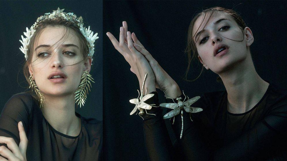 Foto: Diademas, pendientes o brazaletes. Estas seis marcas españolas elevarán tus looks a la enésima potencia. (Imágenes: Suma Cruz/Cortesía)