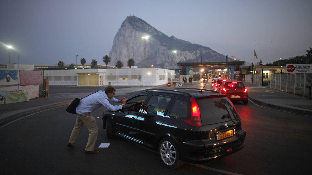 La prensa británica culpa a España del coste de los visados posBrexit por Gibraltar