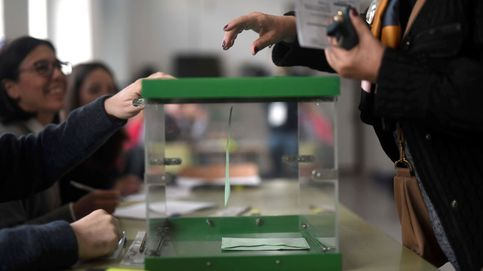 Elecciones de Andalucía, en directo: La participación a las 18:30 cae cinco puntos