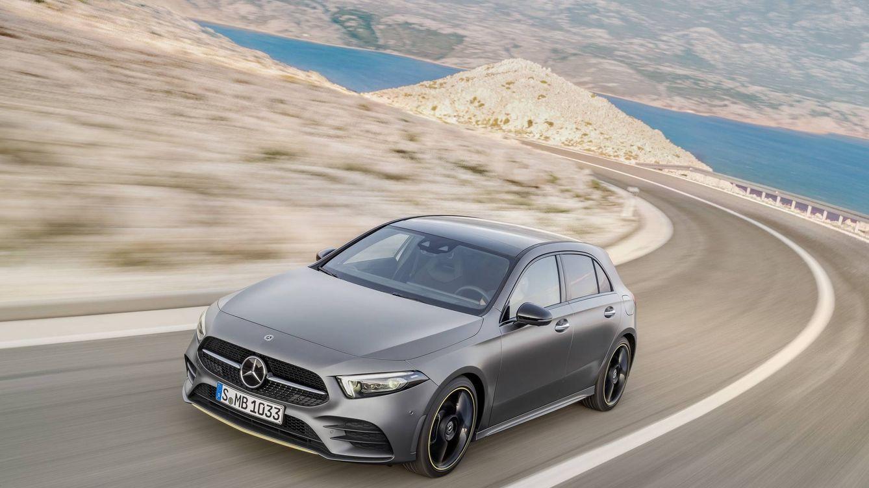 A la venta el nuevo Clase A de Mercedes desde 31.400 euros