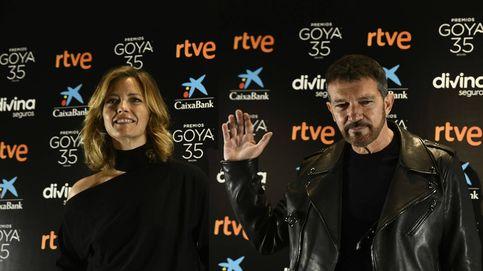 Antonio Banderas y María Casado, una pareja con el mismo color