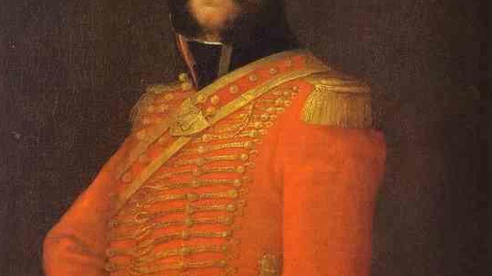 Ascenso e infortunio del mayor mito español de la guerra franco-española