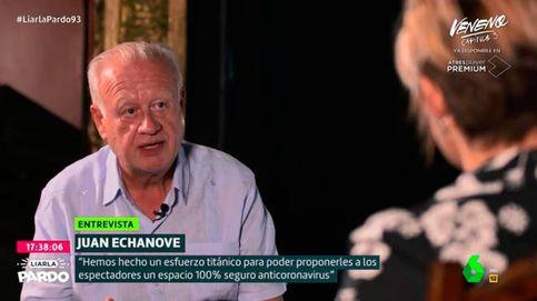 El demoledor análisis de Juan Echanove sobre la clase política en 'Liarla Pardo'