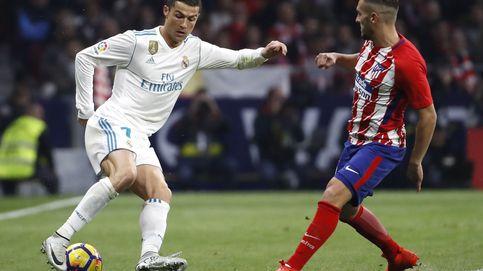Real Madrid vs Atlético en directo: Zidane reserva a Isco, Casemiro, Modric y Benzema