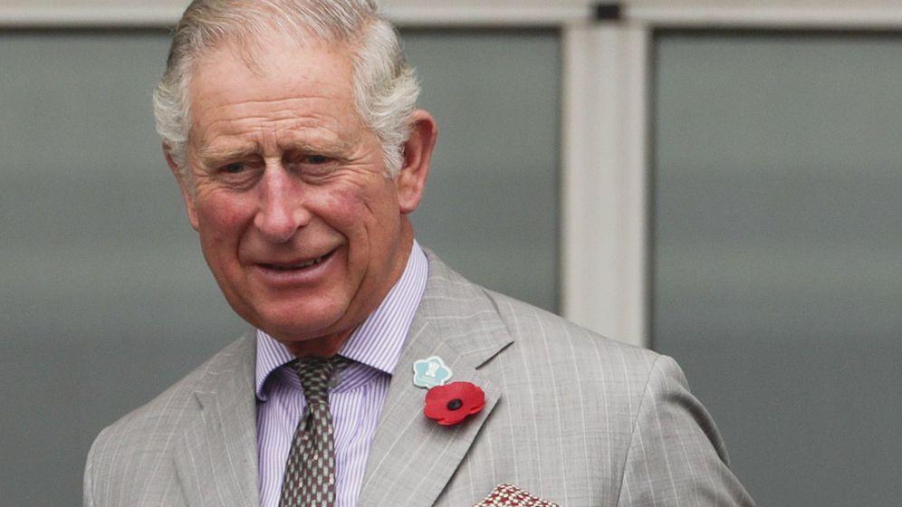 Foto: El príncipe Carlos de Inglaterra. (EFE)
