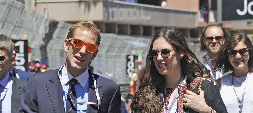 Foto: Andrea Casiraghi y Tatiana Santo Domingo, en una imagen de archivo (I.C.)